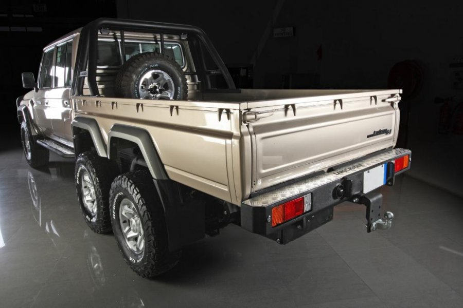 toyota land cruiser 79 pick up