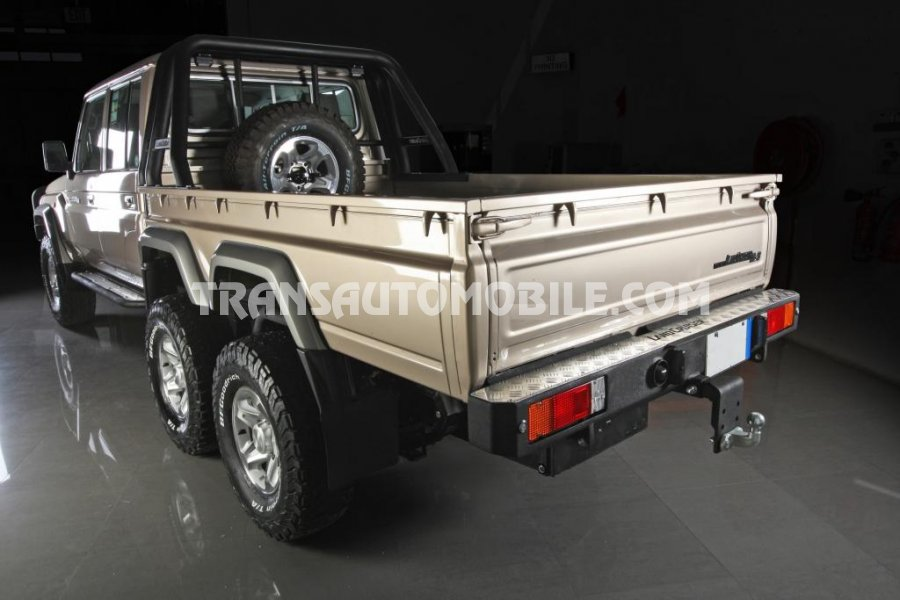 Toyota Turbo Diesel Truck >> Toyota Land Cruiser 79 Pick Up Double Cabine Brand New Ref