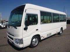 Export 16 à 30 places Toyota Coaster, Neuf