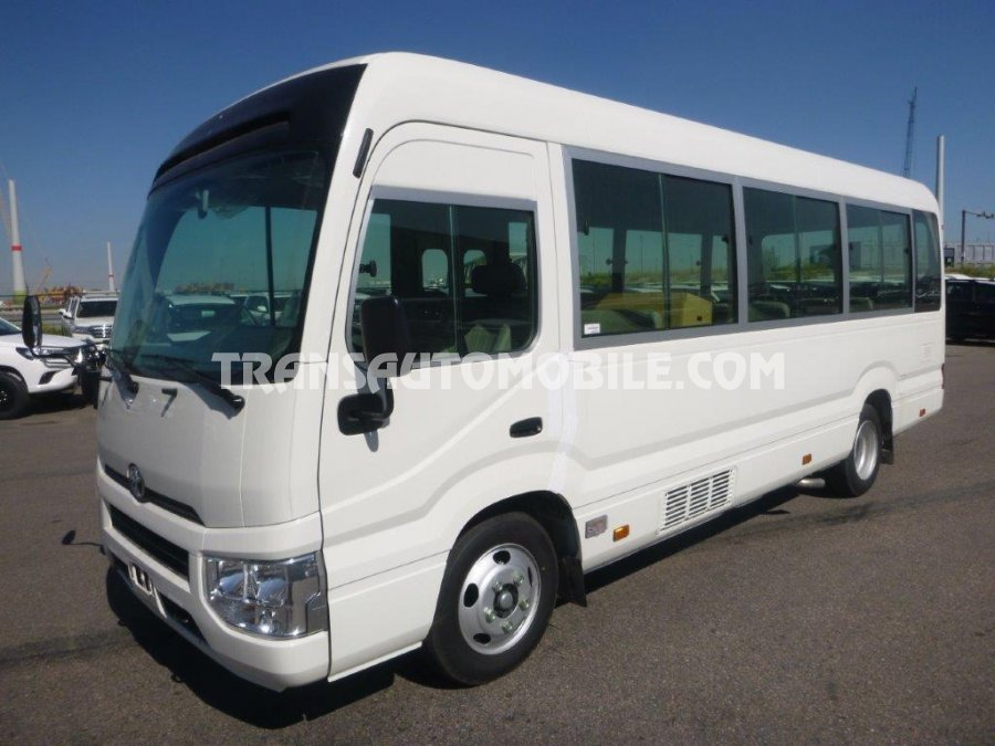 Import / export Toyota Toyota Coaster 30 Seats Diesel Standard NEW MODEL 2017   (2017) - Afrique Achat