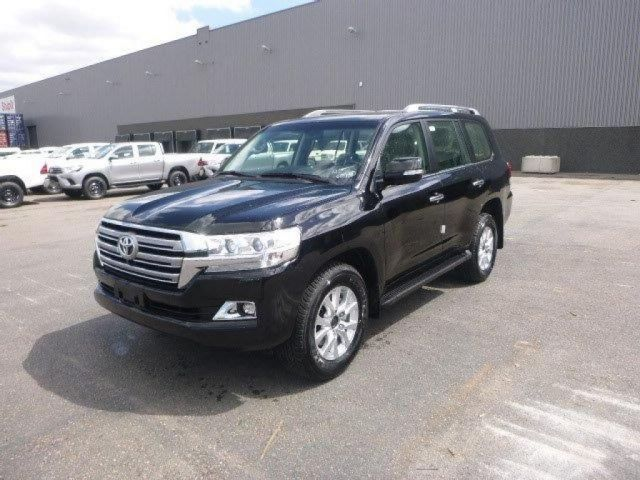 Export TOYOTA Land Cruiser 4x4 200 V8 Station Wagon 4.5L V8 TD   VX8 LIMITED PLUS 2016 VX8 Limited
