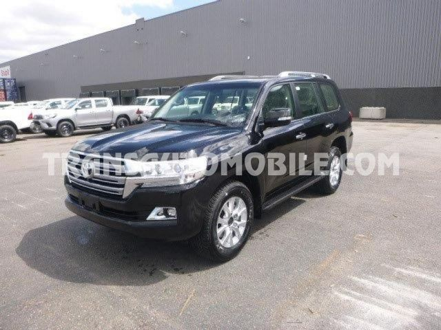 Import / export Toyota Toyota Land Cruiser 200 V8 Station Wagon Turbo Diesel VX8 Limited 2017  (2018) - Afrique Achat