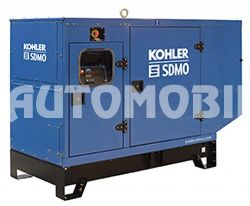 Import / export Sdmo  J88 4.5L Diesel Insonorisé - Soundproofed