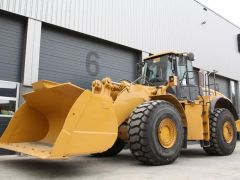 Exportation Caterpillar - Annonces export Caterpillar 980 h , neufs ou d'occasion -  Exportation Caterpillar 980 h