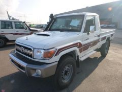 Toyota Land Cruiser 79 Pick up Turbo Diesel VDJ V8 SIMPLE CABIN   RHD