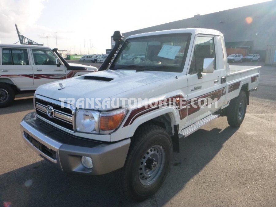 Export Simple cabine Toyota Land Cruiser, Neuf