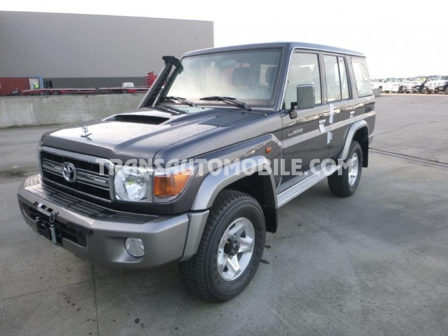 prix toyota land cruiser 76 station wagon turbo diesel vdj v8 limited toyota afrique export 2186. Black Bedroom Furniture Sets. Home Design Ideas