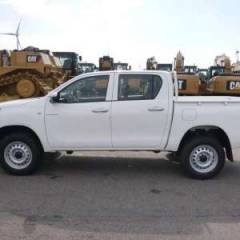 Toyota Hilux/Revo Pick up double cabin Turbo Diesel Pack Security 2018  (2019)