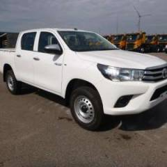 Exportation Toyota Hilux/Revo Pick up double cabin Pack Security