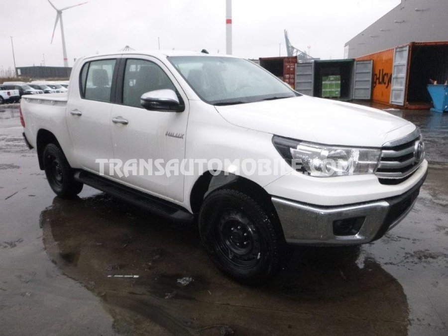 Import / export Toyota Toyota Hilux/REVO Pick up double cabin Turbo Diesel Luxe 2018   - Afrique Achat
