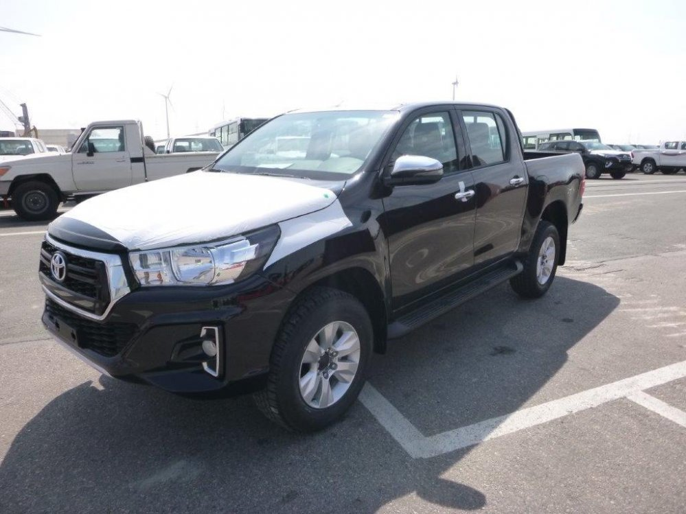 TOYOTA Hilux/Revo Pick Up 4x4  Pick up double cabin 3.0L D LUXE   SUPER LUXE