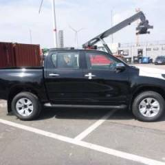 Toyota Hilux/Revo Pick up double cabin Turbo Diesel SUPER LUXE