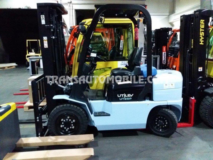Import / export Utilev - Hyster  UT25P 2.7L Diesel