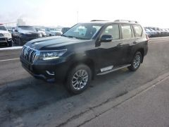 Export Toyota Land Cruiser Prado 150