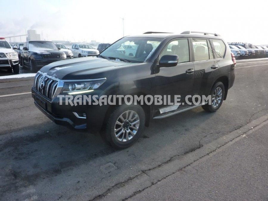 Toyota Land Cruiser Prado 150 Turbo Diesel VX8 LIMITED +