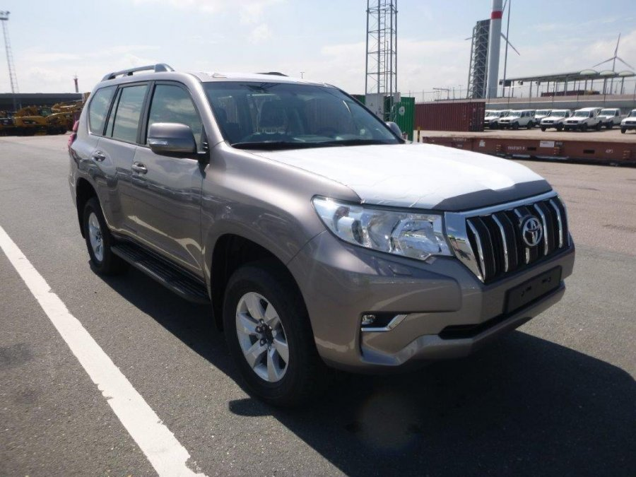 Export TOYOTA Land Cruiser 4x4 Prado 150 3.0L TURBO DIESEL  TXL-7 SAFARI AUTO TXL-7