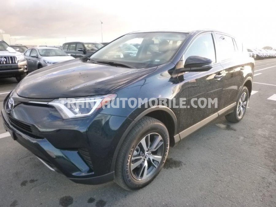 Import / export Toyota Toyota Rav-4  Benzin VX 2018  (2018) - Afrique Achat