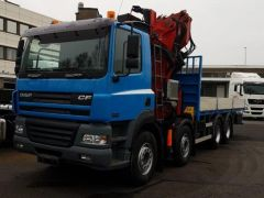 Daf CF 95.430 Exportation