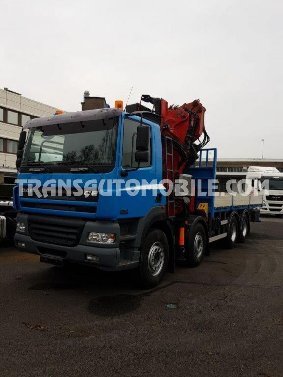 Export Plateau ridelle Daf CF 95.430, Occasion