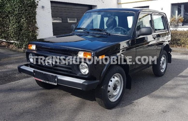 Import / export Lada Lada NIVA Utilitaire/ Bedrijfsvoertuig Gasolina   - Afrique Achat