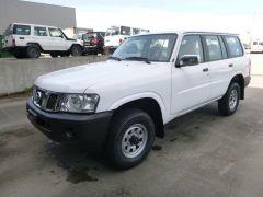 Nissan PATROL Y61 Exportation
