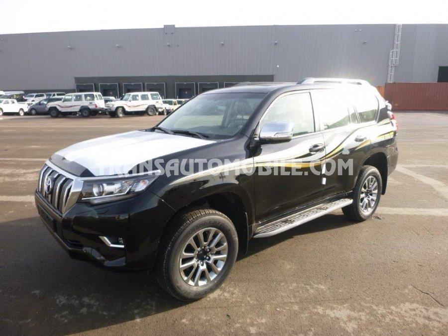 Import / export Toyota Toyota Land Cruiser Prado 150 Turbo Diesel VX8 Safari 2018  (2018) - Afrique Achat
