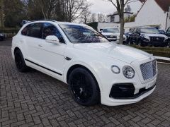 BENTLEY bentayga 6.0L W12 Twin-Turbo TSI Benzin