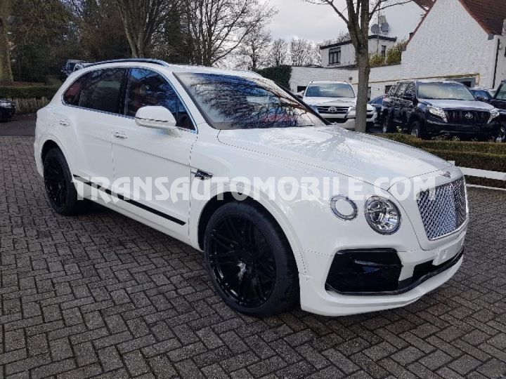 BENTLEY bentayga 6.0L W12 Twin-Turbo TSI Petrol