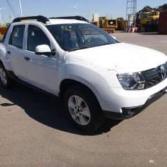 Exportation Renault Oroch Pick-up