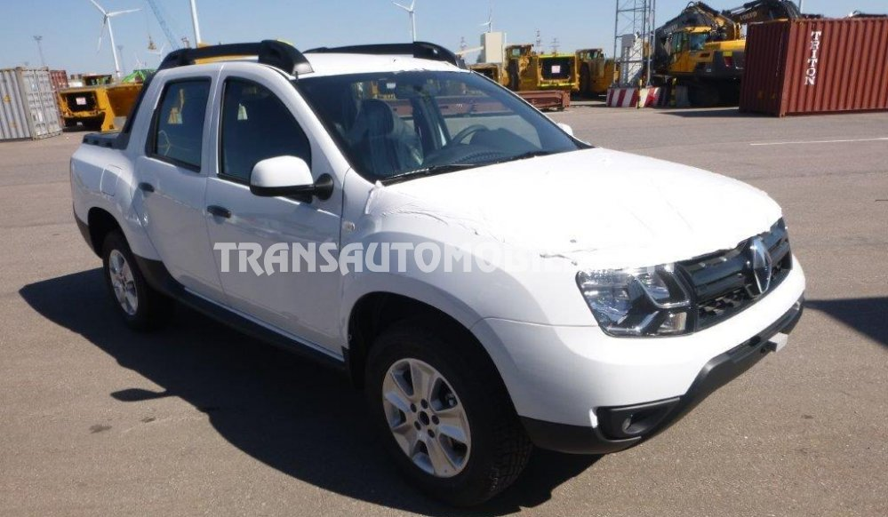 Import / export Renault  Oroch Pick-up 1.6L Essence
