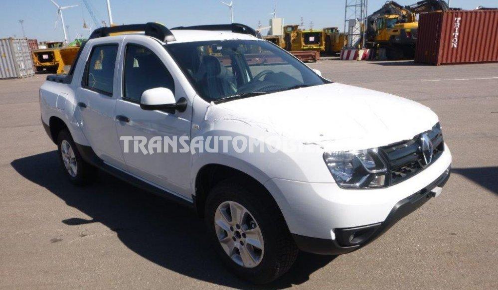 Import / export Renault  Oroch Pick-up 1.6L Essence