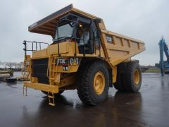 Caterpillar 773E Exportation