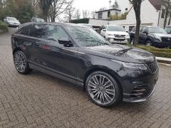 Export Land Rover - Export advertisements Land Rover Range Rover VELAR. New or used -  Export Land Rover Range Rover VELAR