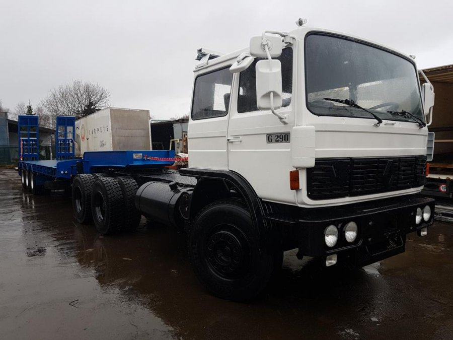RENAULT G290   EX ARMY