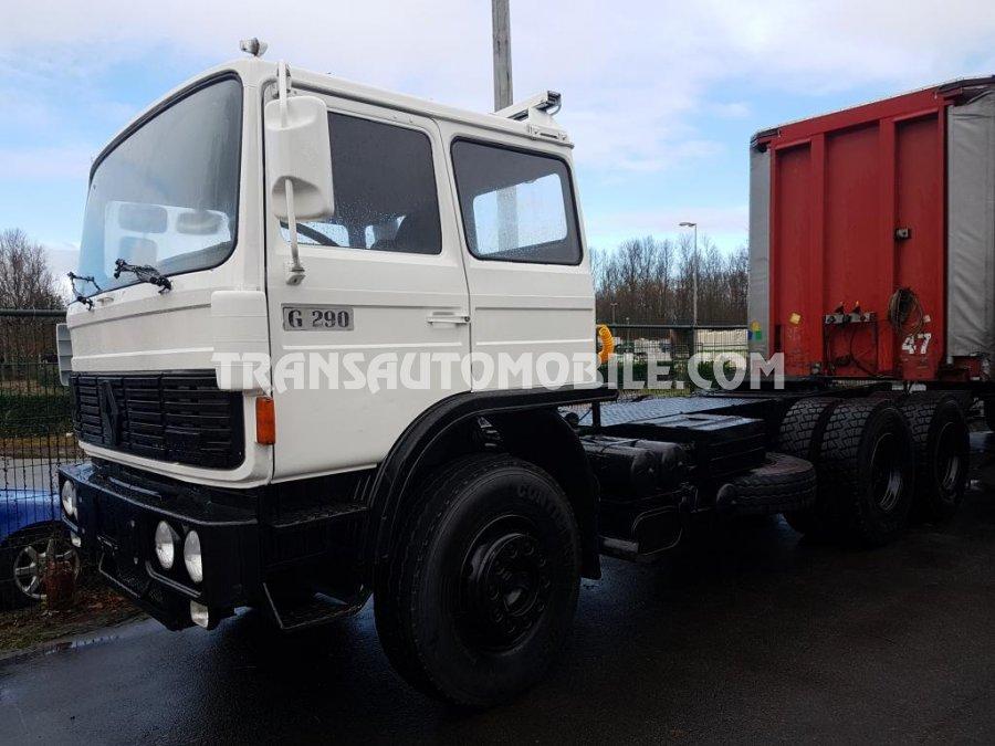 Import / export Renault Renault G290  Diesel   - Afrique Achat