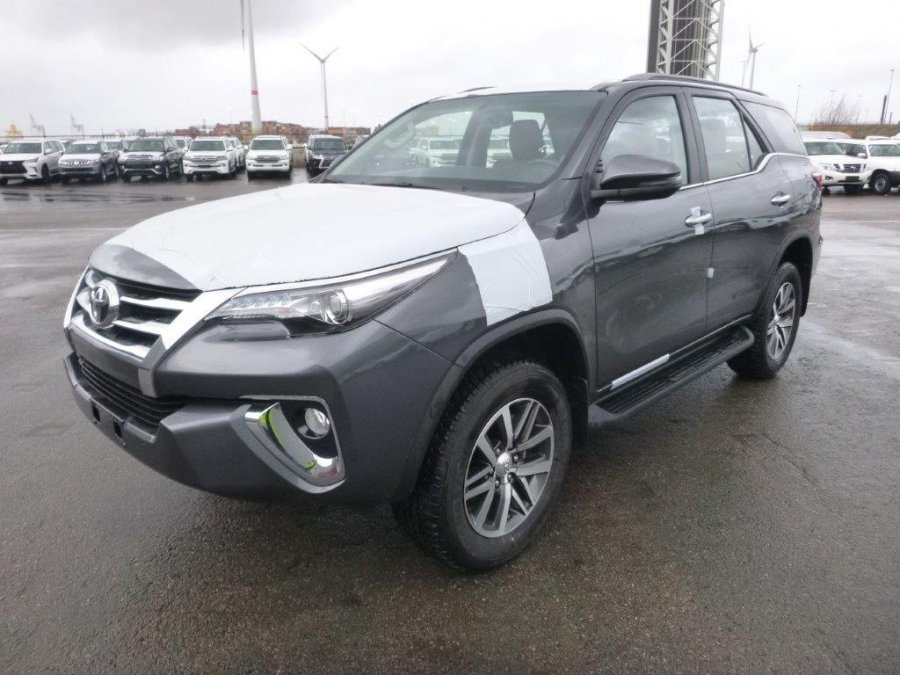 Export TOYOTA Fortuner 4x4