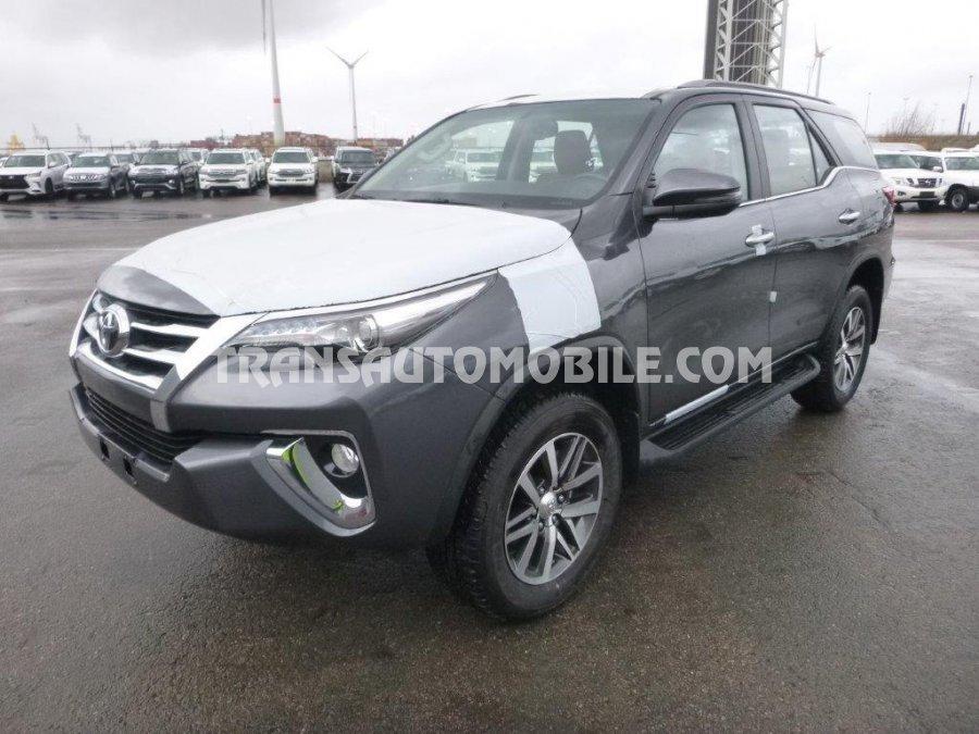 Toyota Fortuner  Diesel  2018  (2018)