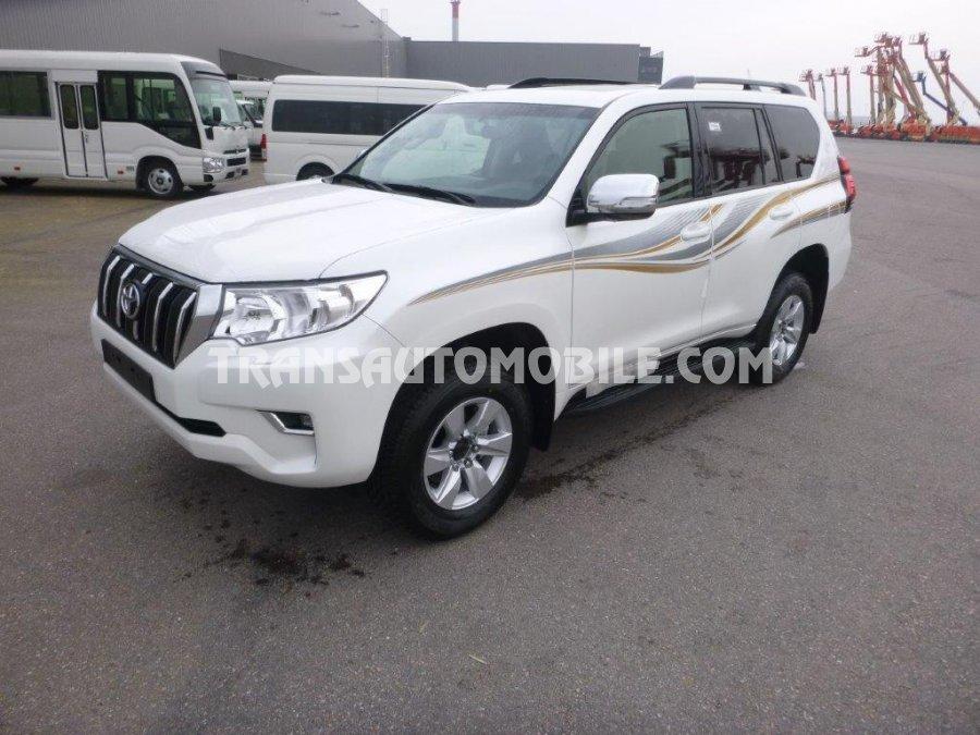 Import / export Toyota Toyota Land Cruiser Prado 150 Diesel TXL-7 SAFARY + 2018   - Afrique Achat