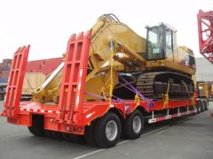 Caterpillar 375LME Exportation