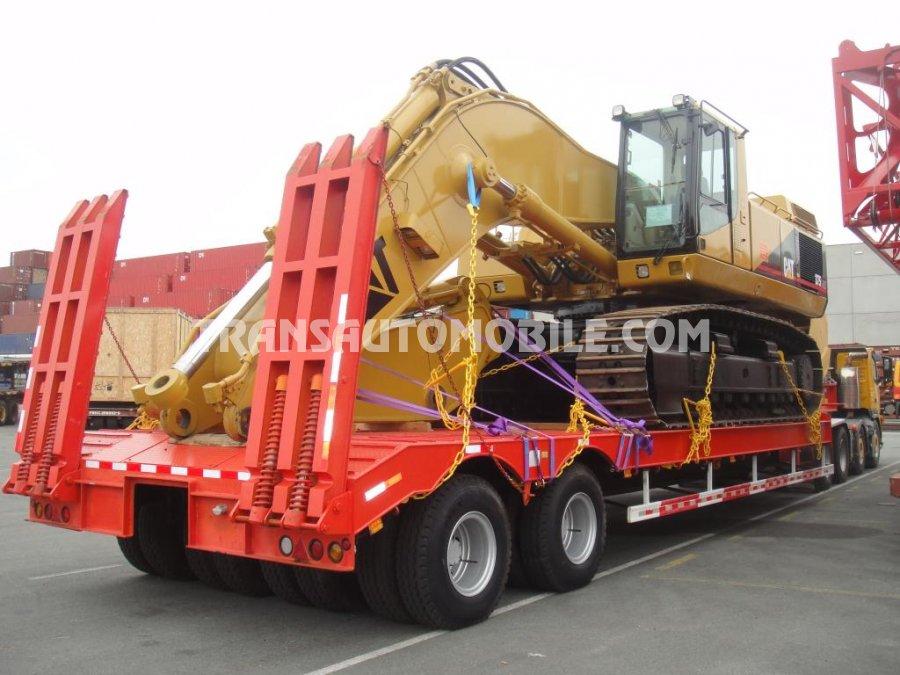 Import / export Caterpillar Caterpillar 375LME  Gas�leo   - Afrique Achat