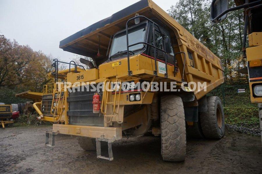 Import / export Caterpillar  775E 27.0L Diesel Automatique