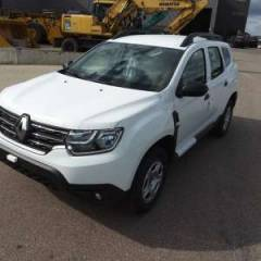 Exportação Renault Duster  Deluxe