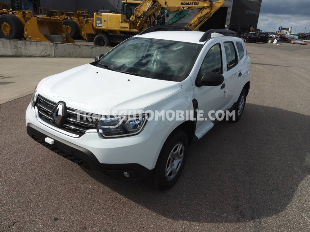 Renault Duster  Essence Deluxe 4x4  (2020)