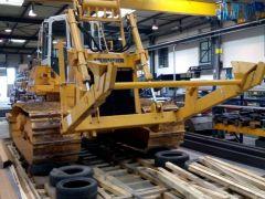 Liebherr PR 732 BM  Diesel  ENSEMBLE DE POSE DE CABLE SOC VIBRANT TYPE KV 15