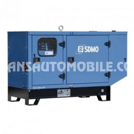 Sdmo J33  Diesel