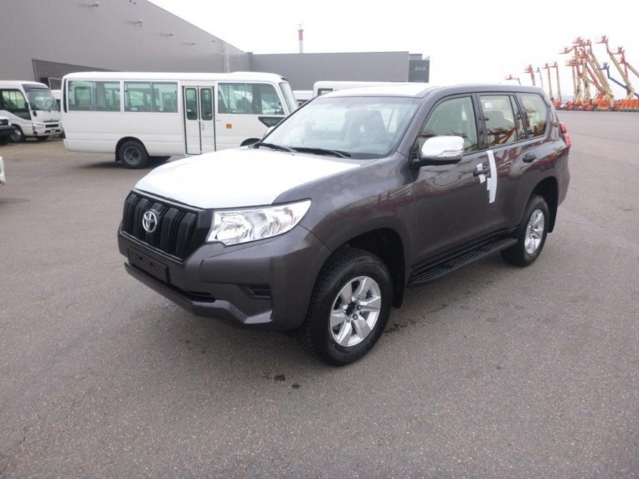 Export TOYOTA Land Cruiser 4x4 Prado 150 3.0L TURBO DIESEL  TXL-7 SAFARI AUTO TXL-7 SAFARI 2018