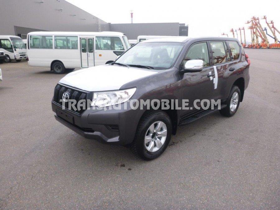 Import / export Toyota Toyota Land Cruiser Prado 150 Turbo Diesel TXL-7 SAFARI 2018  - Afrique Achat