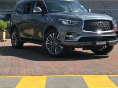 Infiniti QX80  Essence V8 NEW MODEL  (2018) RHD