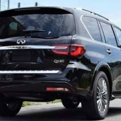 Infiniti QX80  Essence V8 NEW MODEL  (2019) RHD
