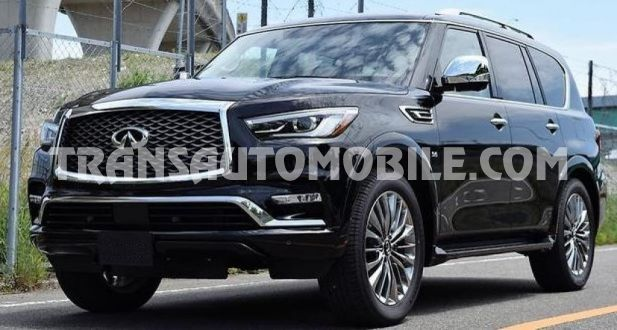 Infiniti QX80  Gasolina V8 NEW MODEL  (2019) RHD